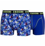 Zaccini 2-pack boxershorts ski snowboard -