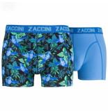 Zaccini 2-pack boxershorts kolibrie uni -