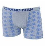 Grand Man boxershort - met bloemen motief