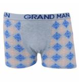 Grand Man boxershort - met motief