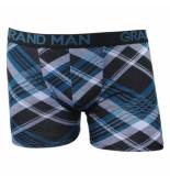 Grand Man donker boxershort