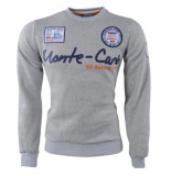 Geographical Norway heren sweater monte carlo ronde hals folo -