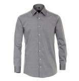Venti heren overhemd poplin strijkvrij regular fit -