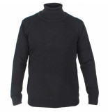 Enrico Polo heren pullover met colkraag -