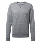 Tom Tailor heren trui sweater ronde hals grijs