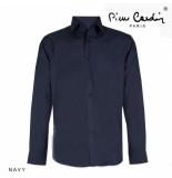 Pierre Cardin heren overhemd stretch -