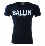 Ballin Est. 2013 heren t-shirt ronde hals slim fit -