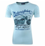 New Republic heren t-shirt ronde hals california -