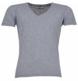 Ferlucci heren t-shirt v-hals - grijs