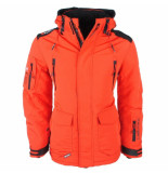 The Wild Stream Wildstream heren winterjas outdoorjas model lanquise -