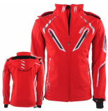 Geographical Norway heren softshell jas tchoum - rood