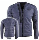 Geographical Norway tussenjas compact donker grijs
