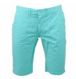 Rivaldi heren korte broek vetolin turquoise