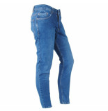 Catch heren jeans white wash stretch lengte 32 denim