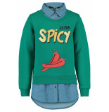 CoolCat Meisjes sweater saar