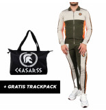 Ceasarss Hunter trackuit groen