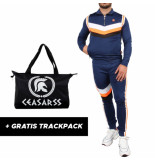 Ceasarss Hockwave trackuit blauw