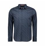 No Excess Long sleeve overhemd 95410106 078