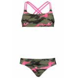 coolcat bikini yosi cg  groen