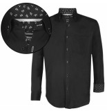 Donadoni heren overhemd regular fit -