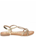 Gioseppo Gioseppo sandaal goud