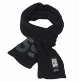 Crosshatch swank trendy fijn gebreide heren sjaal -