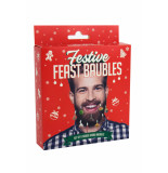 America Today Gift beard baubles