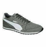 Puma St runner v2 mesh 366811-006 grijs