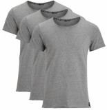 Bjorn Borg Centre relaxed 3-pack tee grijs