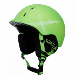 Bluetribe Skihelm kids strapped green-51 -