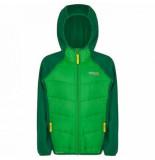 Regatta Jas kielder hybrid jacket fairwy highl groen