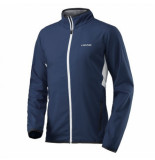 Head Tennisjas club woven jacket boys navy