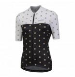 Nalini Fietsshirt women moderna /stip zwart