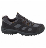 Jack Wolfskin Wandelschoen men vojo hike 2 texapore low phantom grijs