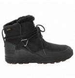 Jack Wolfskin Snowboot women auckland wt texapore boot black black-schoenmaat 37