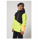 O'Neill Ski jas o'neill boys magnatite jacket black out zwart