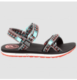 Jack Wolfskin Sandaal women outfresh sandal black aquamarine-schoenmaat 37