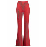 America Today Flared pants clair roze