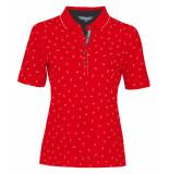 Bloomings Polo slt108-7226 rood