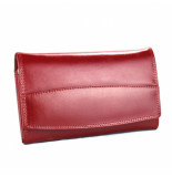Massi Miliano Damenbrieftasche leder 17x3x10cm (vg2908-36)