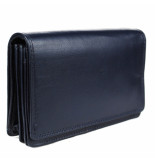 Massi Miliano Damenbrieftasche massi milliano leder (rs-102-8)