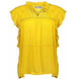 Geisha Top yellow