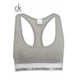 Calvin Klein Bralette modern cotton grijs