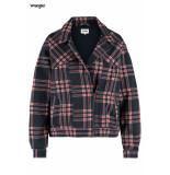 Wrangler Trucker jacket 80's jacket blauw