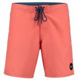 O'Neill Boardshort o'neill santa cruz solid deep sea coral roze