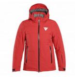 Dainese Ski jas scarabeo paddingjacket kids chili pepper rood