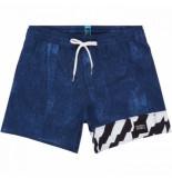 O'Neill Boardshort o'neill men textured blue aop w/ blue blauw