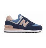 New Balance Wl574wnd blauw