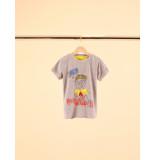 Oilily Tomaz t-shirt- grijs melange