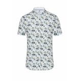 Desoto Overhemd 32031-3 groen